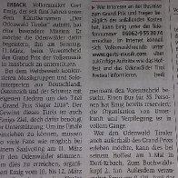 """Zum Grand Prix nach Innsbruck mit Gert Emig """" Der Odenwald Tiroler """""""