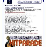 Schlagermagazin Hitparade Schweiz