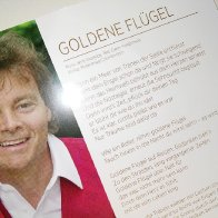 Goldene Fluegel Liedtext