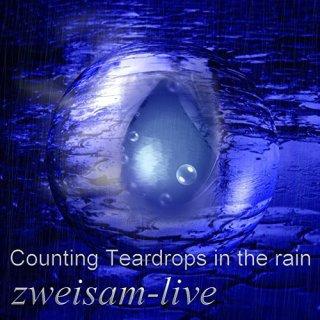 Teardrops in the rain - Zweisam Live