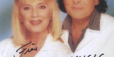 Cindy und Bert Autogrammkarten