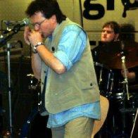 John Blues, live Präsentation mit meiner Band Im Media Markt