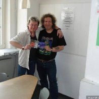 John Blues CD Vorstellung bei Radio Bremen