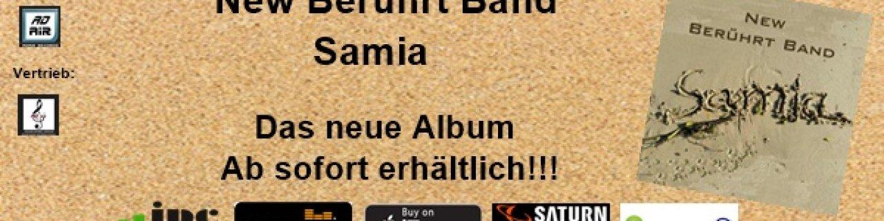 New Berührt Band