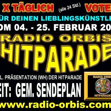 Radio Orbis Hitparade mit Markus