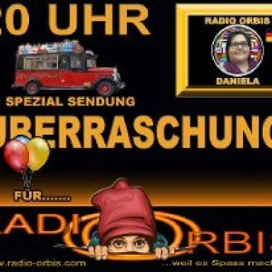 Spezial Überraschung mit Daniela Promotion (14.09.2019 Teil 1)