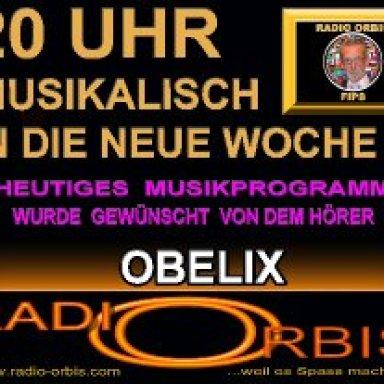 Fips Hörerwunsch Sendung Obelix (16.09.2019 Teil 1)