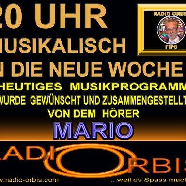 Hörerwunsch Sendung mit Fips (Mario Teil1)