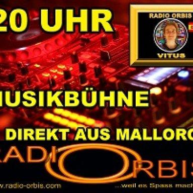 Musikbühne Direkt Aus Mallorca Mit Vitus