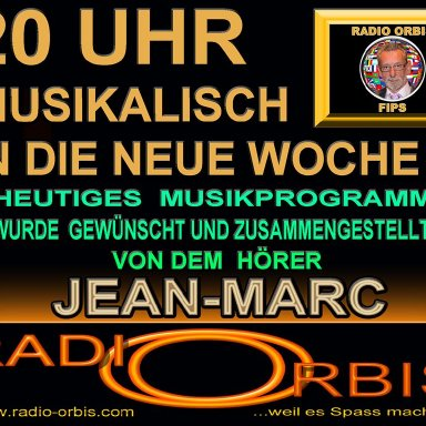 Hörerwunsch Sendung mit Fips (Jean Marc Teil2)