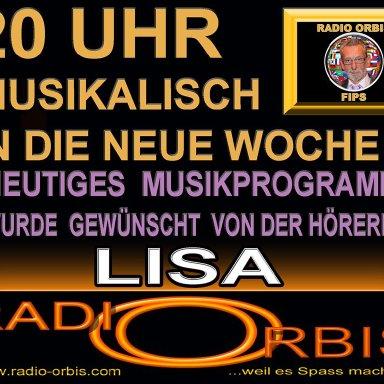 Hörerwunsch Sendung mit Fips (Lisa Teil2)